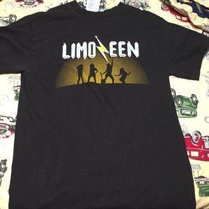Limozeen 2001 Zeenin across the country tee shirt